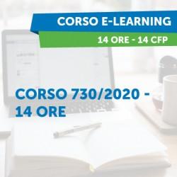 Corso 730/2020 - 14 ore