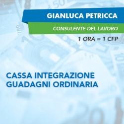 Corsi e-learning - Cassa integrazione guadagni ordinaria