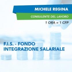 Corsi e-learning - F.I.S. - Fondo Integrazione Salariale